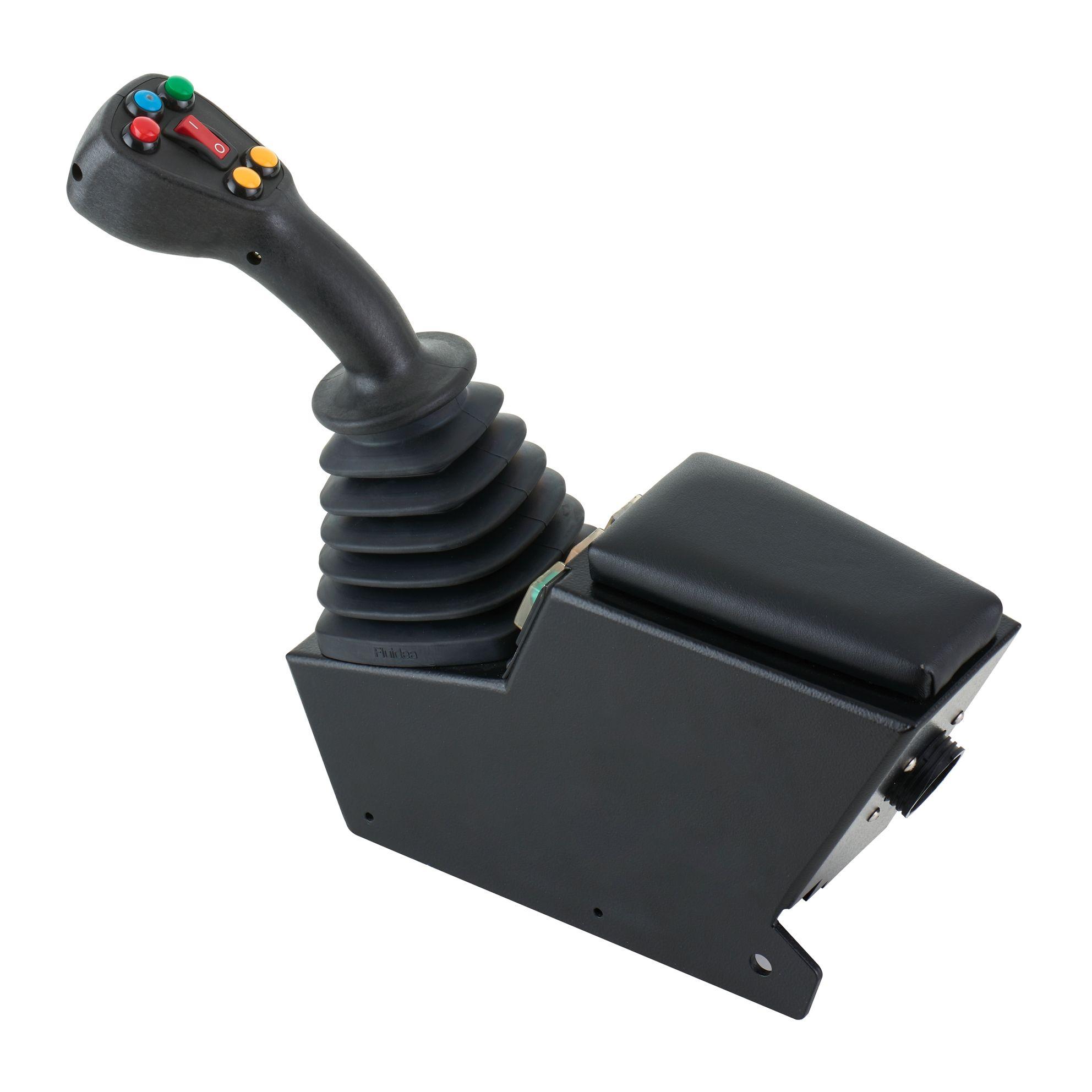 Componenti per oleoidraulica e accessori, joystick elettrici e